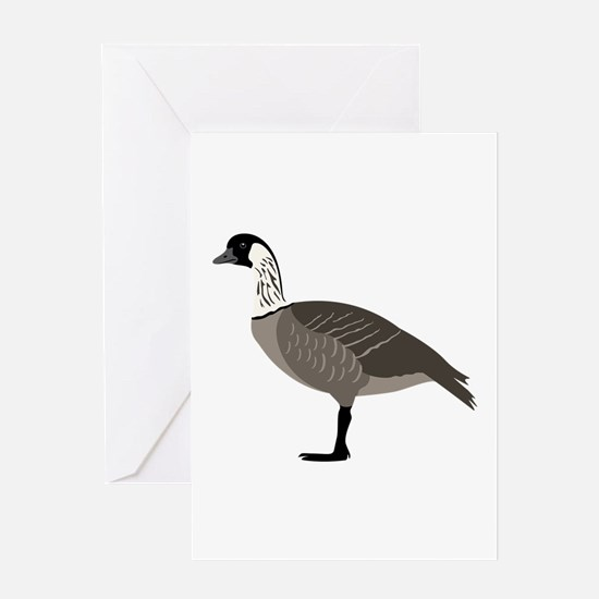 Nene Goose Greeting Cards