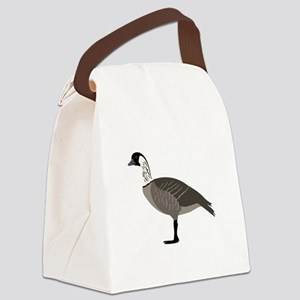 Nene Goose Canvas Lunch Bag