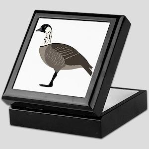 Nene Goose Keepsake Box