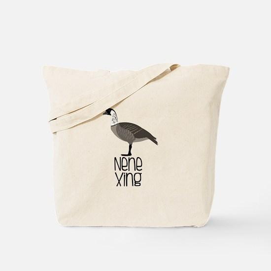 Nene Xing Tote Bag