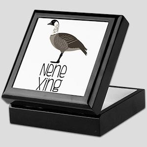 Nene Xing Keepsake Box