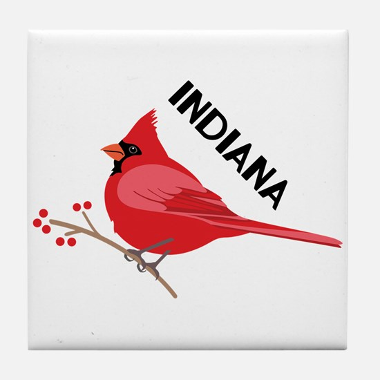 INDIANA Tile Coaster