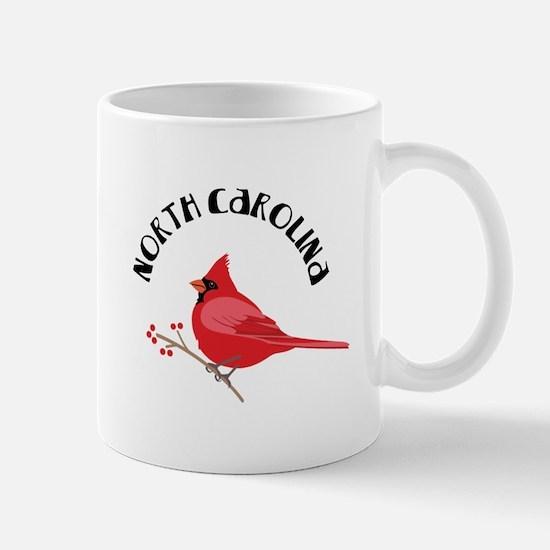 NORTH CAROLINA Mugs