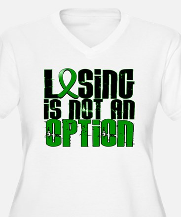 Losing Is Not An T-Shirt