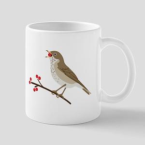 Hermit Thrush Mugs