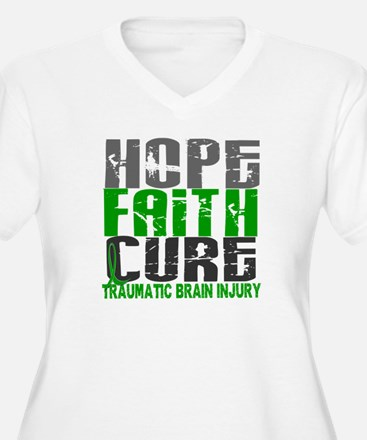 Hope Faith Cure T T-Shirt