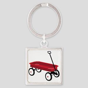 Red Wagon Keychains
