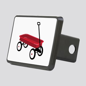 Red Wagon Hitch Cover