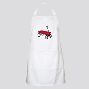 Red Wagon Apron