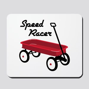Speed Racer Mousepad