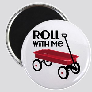 ROLL WiTH Me Magnets