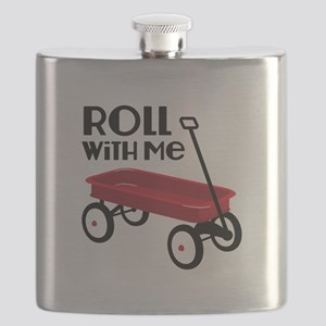 ROLL WiTH Me Flask