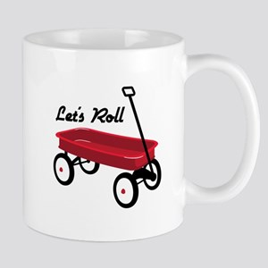 Lets Roll Mugs
