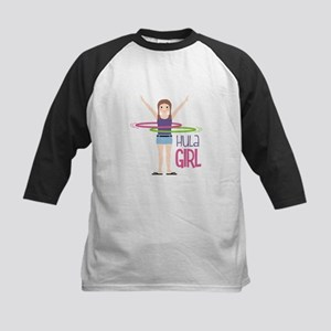 HuLa GIRL Baseball Jersey