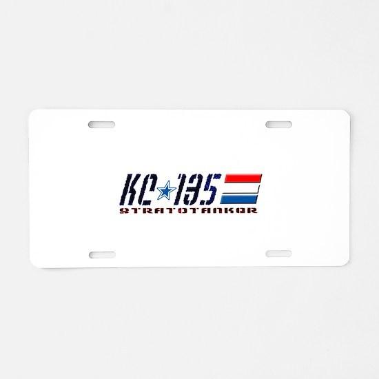 Cute Navigator Aluminum License Plate