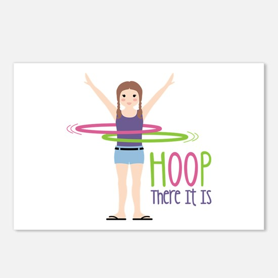 HOOP There It Is Postcards (Package of 8)