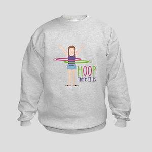 HOOP There It Is Sweatshirt