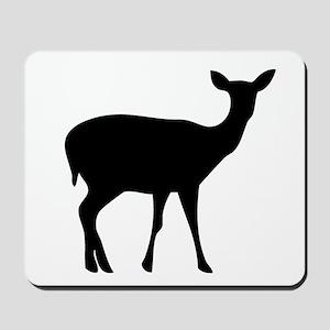 Deer Doe Mousepad