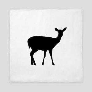 Deer Doe Queen Duvet