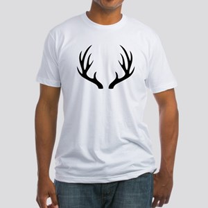 12 Point Deer Antlers T-Shirt