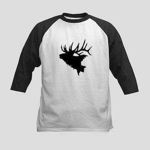 Elk Head Baseball Jersey