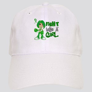 Licensed Fight Like A Girl 42.8 TBI Cap