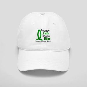Courage Faith 1 TBI Cap