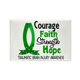 Traumatic brain injury awareness 10 Pack