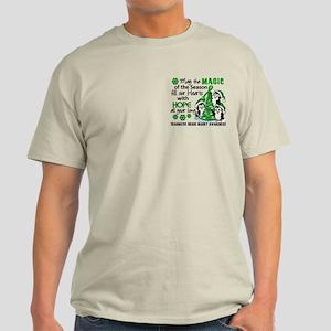 Christmas Penguins TBI Light T-Shirt
