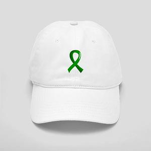 Awareness Ribbon 3 TBI Cap
