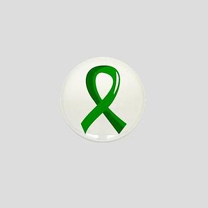 Awareness Ribbon 3 TBI Mini Button