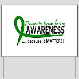 Awareness 2 TBI Yard Sign