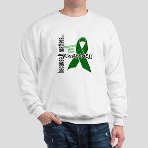 Awareness 1 TBI Sweatshirt