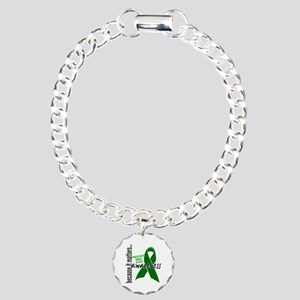 Awareness 1 TBI Charm Bracelet, One Charm