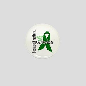 Awareness 1 TBI Mini Button