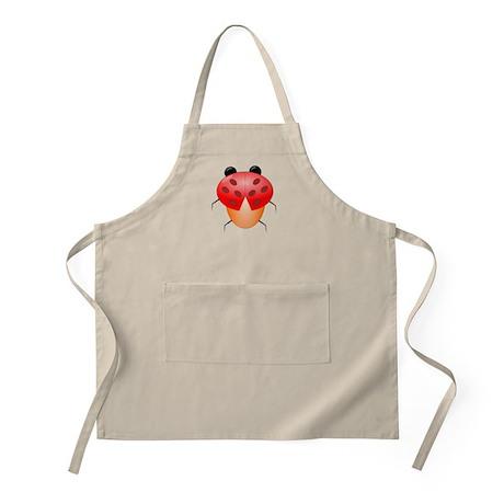 Cartoon Ladybug Apron
