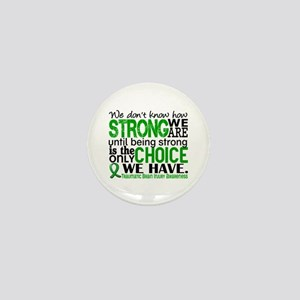 How Strong We Are TBI Mini Button