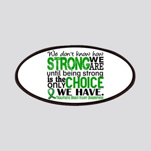 How Strong We Are TBI Patches