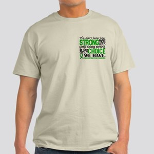 How Strong We Are TBI Light T-Shirt