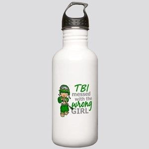 Combat Girl TBI Stainless Water Bottle 1.0L
