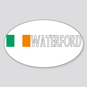 Waterford, Ireland Oval Sticker