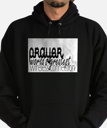 Prayer, wireless connect Hoodie