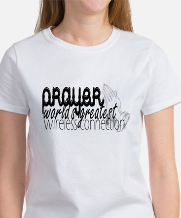 Prayer, wireless connect T-Shirt