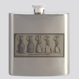 Evolution of a Pitcher Flask