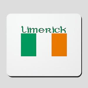 Limerick, Ireland Flag  Mousepad