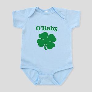 OBaby Shamrock Body Suit