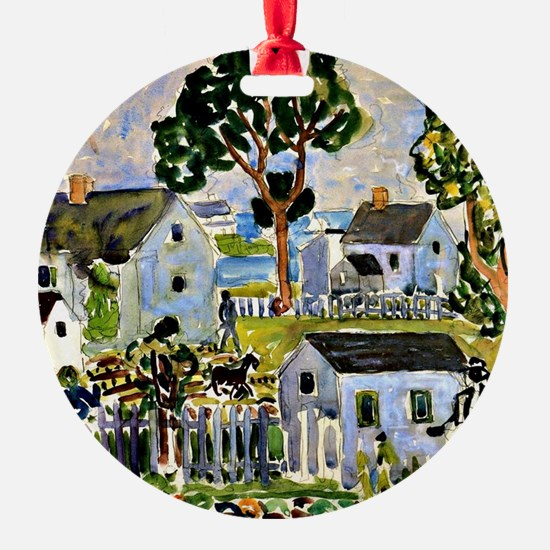 Prendergast - Rockport Ornament