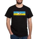Ukraine Peace Dark Dark T-Shirt
