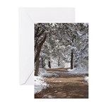 Winter Welcome Greeting Cards