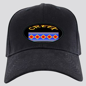 CREEK INDIAN TRIBE Black Cap